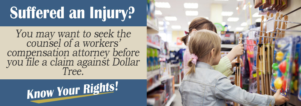 How Much Is A Claim Against Dollar Tree Worth?*