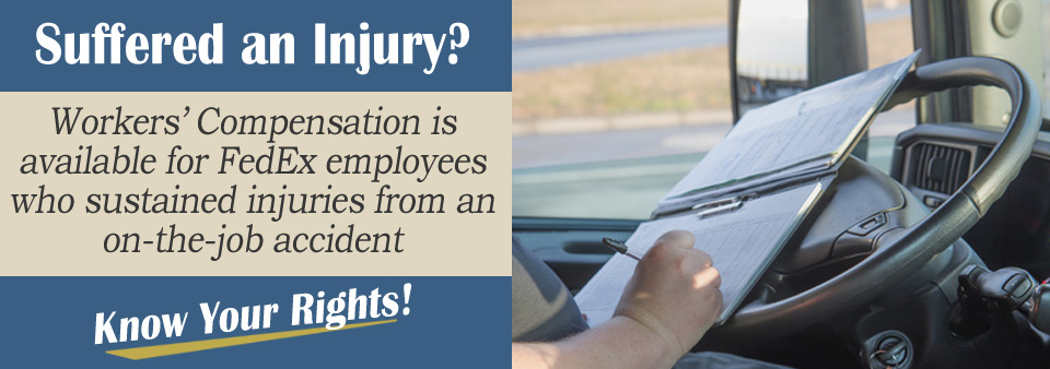 Will I Be Fired If I Was Injured At FedEx*?