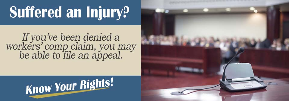 What's the Second Step in the Workers' Compensation Process?
