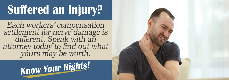 How Much is a Nerve Damage Settlement Worth?