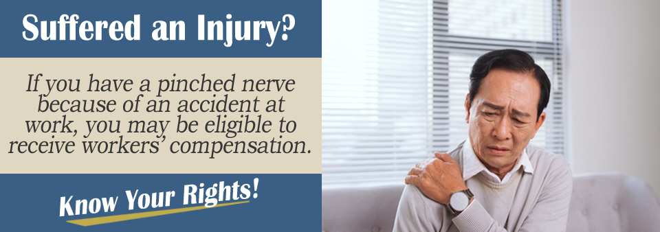 Can I Get Short-Term Disability for a Pinched Nerve At Work?