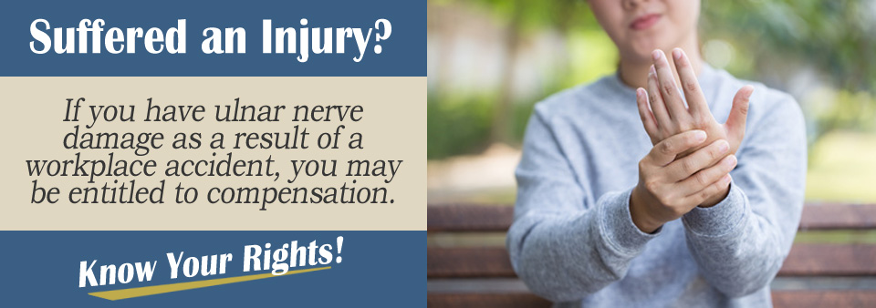 What is an Ulnar Nerve Damage Settlement for Workers