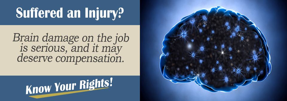 Brain Damage Worker's Comp Lawyer