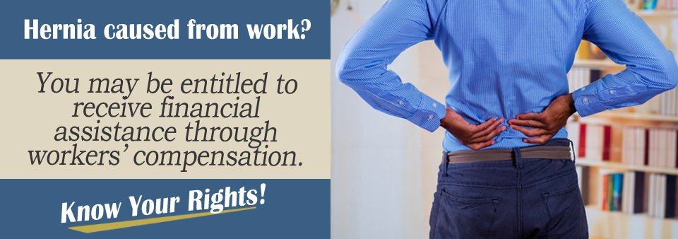 What Is A Hernia Worth In A Workers' Compensation Claim?