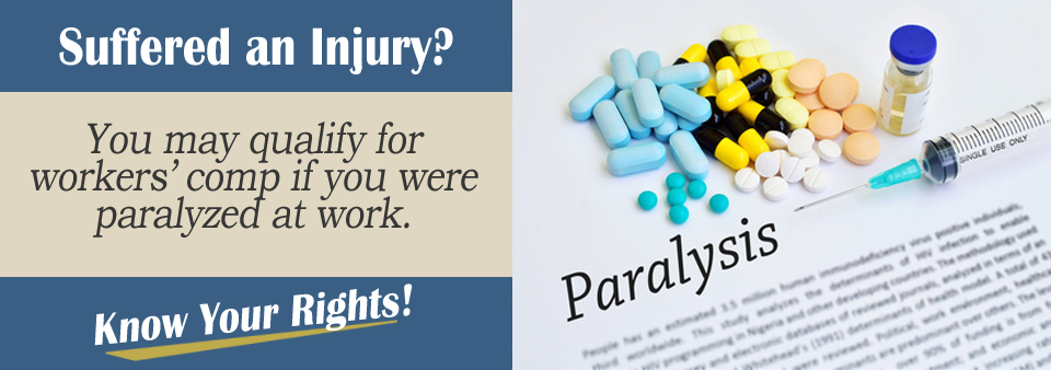 Paralysis Worker's Comp Lawyer