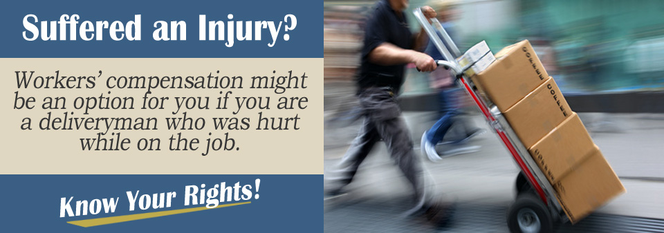 Delivery Workers and Workers' Compensation