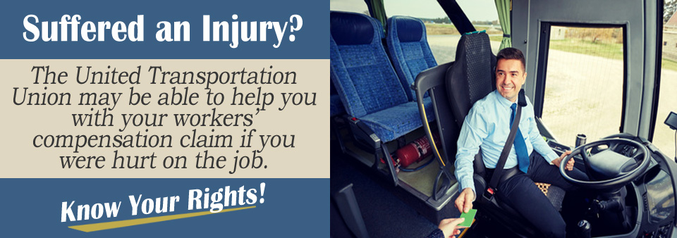The United Transportation Union And Workers Compensation Www Workerscomp Attorney Com